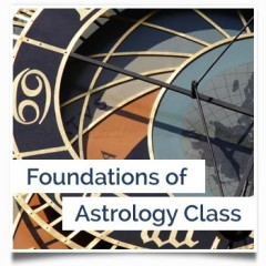 Foundations of Astrology Class